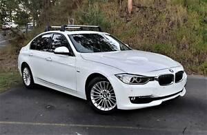 2012 BMW 320d F30 Luxury, Books, Nav! Everton Hills Brisbane North West Preview