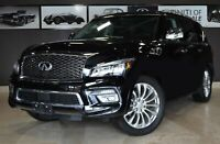 2016 Infiniti QX80 Tech, Adaptive, CPO from 4.9% & CPO Warranty  Markham / York Region Toronto (GTA) Preview