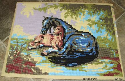 Horse and Foal Tapestry Uralla Uralla Area Preview