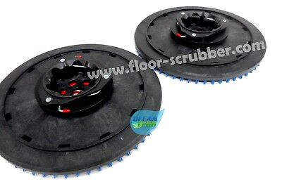 Set 2 Tennant 385944 Floor Scrubber Pad Driver Fits 5400 T5e And Ss5 24