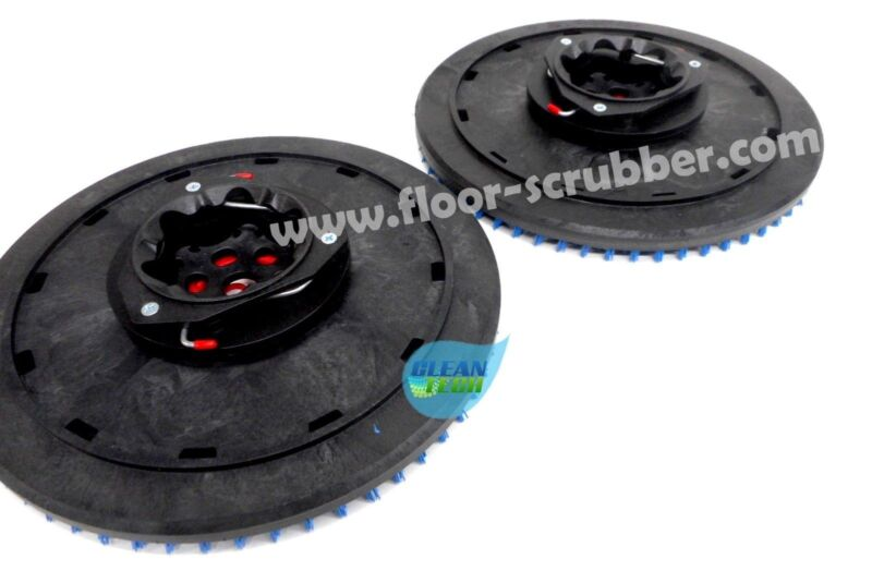 Set (2) Tennant 385944 Floor Scrubber Pad Driver fits 5400, T5e and SS5 24""