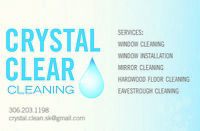 Crystal Clear Cleaning