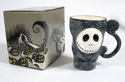 NIGHTMARE BEFORE CHRISTMAS Applause Mug Jack Skellington Tim Burton