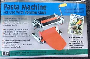 AMACO Craft Polymer Clay Pasta Machine - Model 12381S