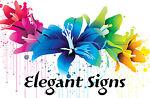 Elegant Signs