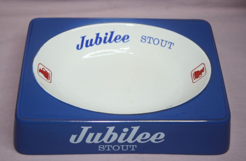 JUBILEE STOUT BEER  ASHTRAY WADE   CHARRINGTON