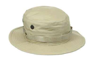 Propper Men's 100-Percent Cotton Boonie Sun Hat 7.5 Khaki