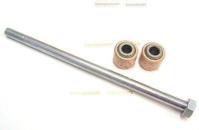 Zündapp Griffe Griffgummis 22//24 x 110mm  Schwarz Combinette Typ 515