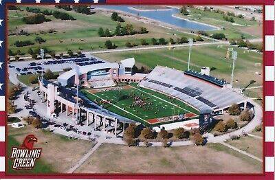 Limited Ed. Bowling Green State University Falcons Doyt Perry Stadium Postcard