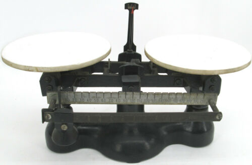 Vintage Detecto Scales Cast Iron Weighing Scale