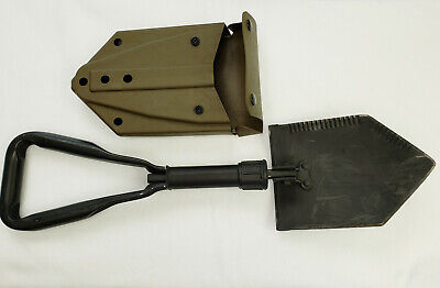 US Military Surplus Folding Entrenching Tool with New