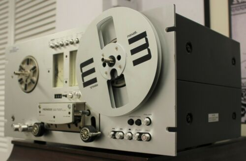 Pioneer RT-707 Open Reel Recorder Player Tested Working Well