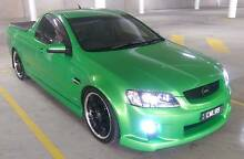 2007 Holden Commodore Ute Wynnum Brisbane South East Preview
