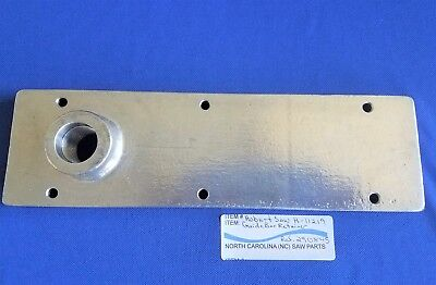 Upper Guide Bar Retainer For Hobart Saw 5700 5701 5801 Ref. 290845