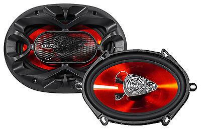 BOSS Audio CH5730 Car Speakers - 300 Watts Of Power Per Pair