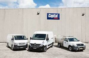 1T & 2T VANS - OWNERS DRIVER REQUIRED- IMMEDIATE START