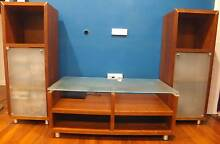 Furniture pack - side tables, buffet, coffee table display units Carina Brisbane South East Preview