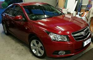 2010 Holden Cruze CDX JG Manual Sedan Kingston Kingborough Area Preview