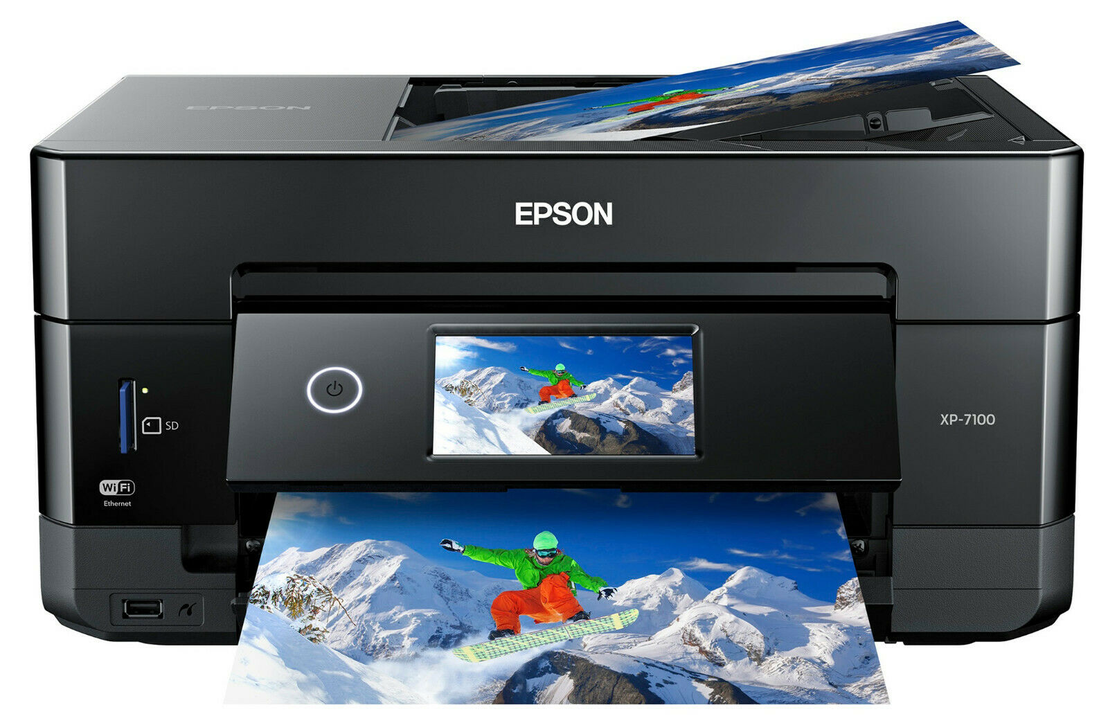 Epson XP-7100 Expression Premium Wireless Color Photo Printe