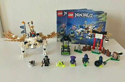 Lego Ninjago Possession Master Wu Dragon (70734)