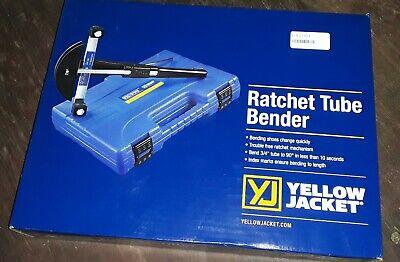 Yellow Jacket Ratchet Tube Bender