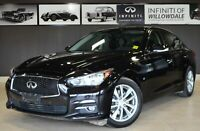 2015 Infiniti Q50 Tech, Adaptive, CPO from 2.9% & CPO War. INCL Markham / York Region Toronto (GTA) Preview
