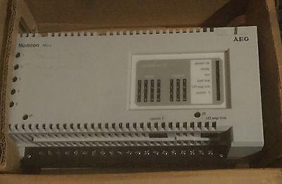 Modicon 110cpu41101 Micro Cpu New Industrial Control