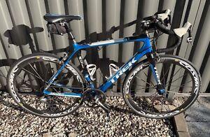 Trek Madone 5.5 Road Bike, Mavic Cosmic Wheels