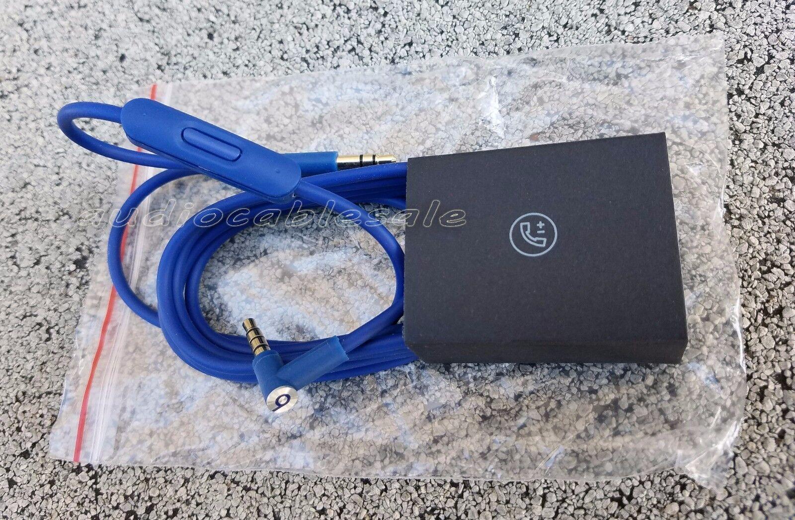 Audio Cable 3.5mm/ L Cord/ for Beats by Dr Dre Headphones Au