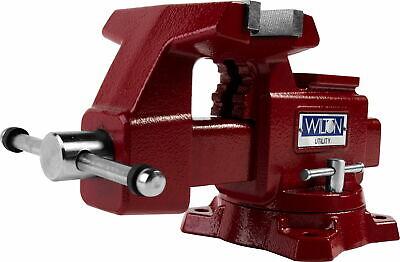 Wilton 28819 Utility Bench Vise 5-12 Jaw 5 Jaw Opening 360 Swivel Base