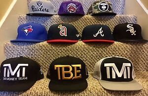 New Snapback & Fitted Hats
