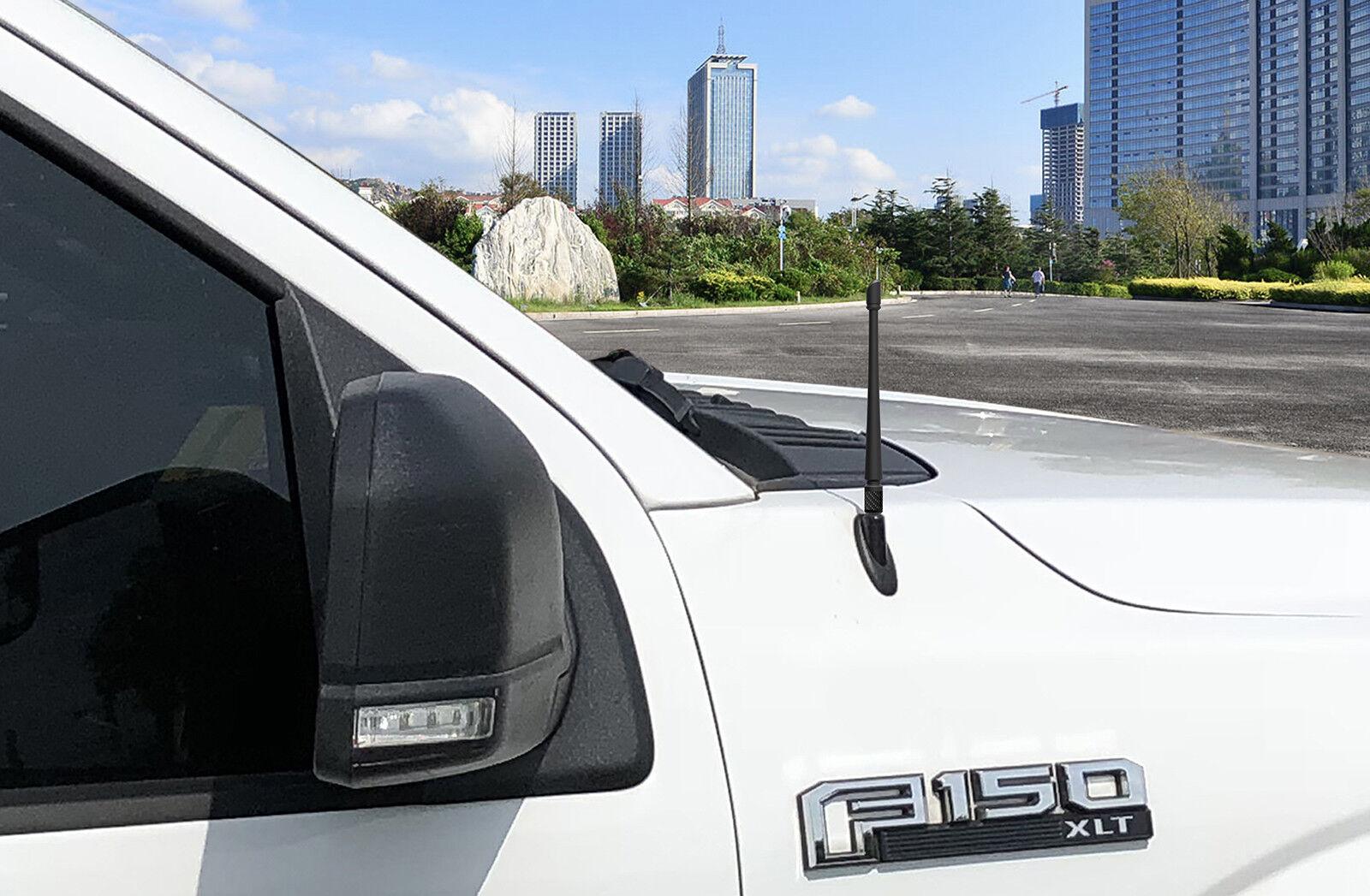 "как выглядит Rydonair 7"" Short Antenna Replacement with Ford F150 Raptor 2009-2021 фото"
