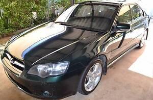 2004 Subaru Liberty Sedan Cranbrook Townsville City Preview