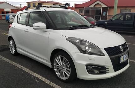 2014 Suzuki Swift Sport - manual West Moonah Glenorchy Area Preview