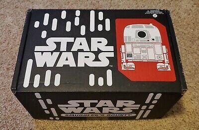 Funko Star Wars Smuggler's Bounty Box July 2017 Droids w/ C-3PO & R5-D4 Pops