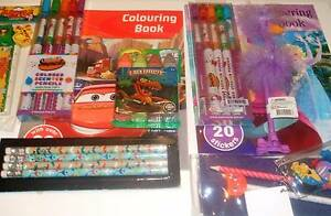 Cars & Frozen colouring/sticker books plus all stationery Vermont Whitehorse Area Preview