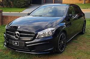 2013 Mercedes-Benz A200 Hatchback Holder Weston Creek Preview