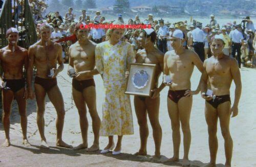 Original 35mm Slide Vintage Princess Diana Lady Spencer # 202