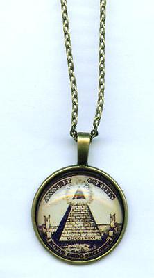 Halskette Freimaurer Necklace Freemansory  Mason Masonic Masonry 102