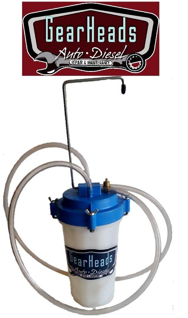 Fluid Transporter, transmission fluid, differential oil, brake fluid,