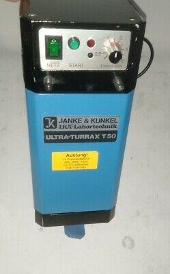 Janke Kunkel Ultra-turraxt-50-s3 Homogenize 10000 Rpm