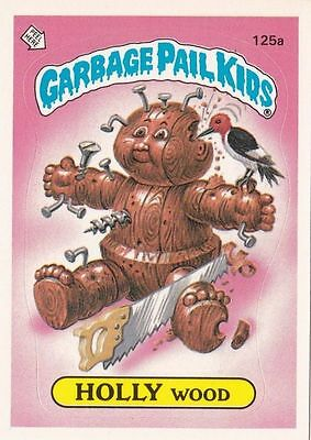 GARBAGE PAIL KIDS ORIGINAL 4TH SERIES COMPLETE A/B SET WITH WRAPPER!