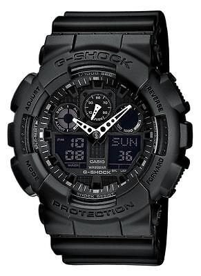 New Casio G-Shock GA100-1A1 Wrist Watch Sale