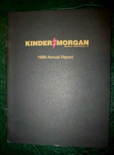 1999 Kinder Morgan Annual Report