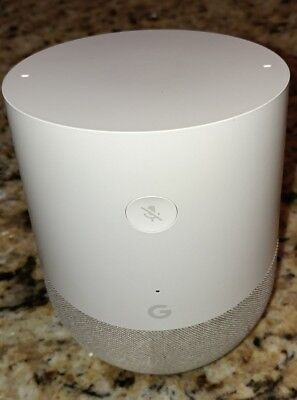 Google Home Speaker   Google Ai Voice Activated Smart Assistant Speaker