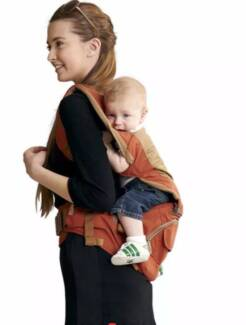 Sling and Baby Carrier 2 in 1