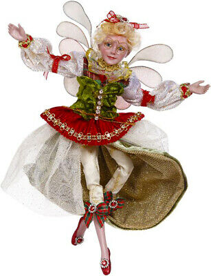 "[Mark Roberts Fairies - Bow Maker Fairy 51-05832 Small 10.5"" Figurine </Title]"
