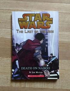 Star Wars: The Last of the Jedi #4: Death on Naboo (Paperback)