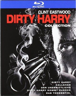 y Collection Teil 1+2+3+4+5 * NEU OVP * Clint Eastwood (Dirty Harry)