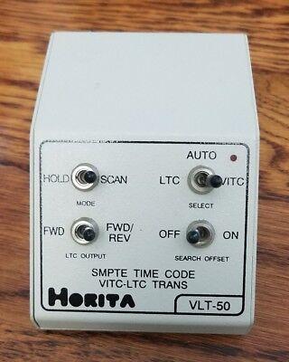 Horita Ltc-vitc Translator Vitc Generator Model Vg-50